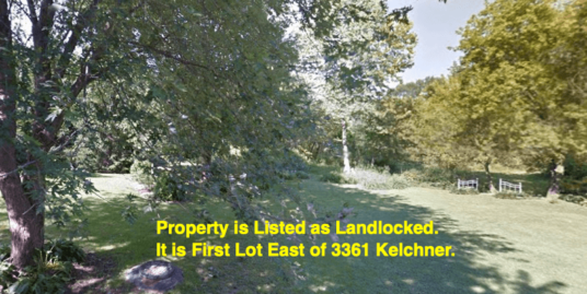 Landlocked Lot w:Public Utilities- Cheap Landlocked Land w:Utilities