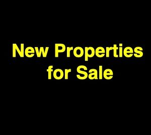 New Properties for Sale