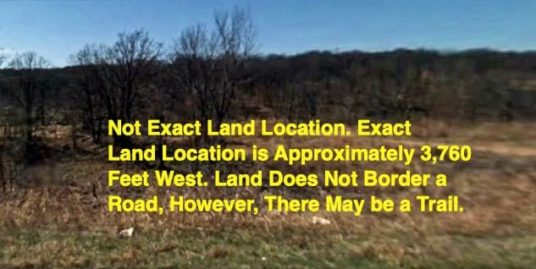 Country Acreage with Setbacks- Buy Land With Setbacks in Country