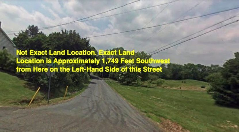 Less Than 1 Acre Land Real Estate- High-End Area! Less Than 1 Acre Expensive Area