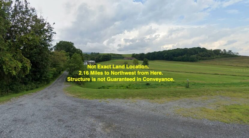 Country Land in PA- Farms in Area of Country Land in PA- Own PA Land
