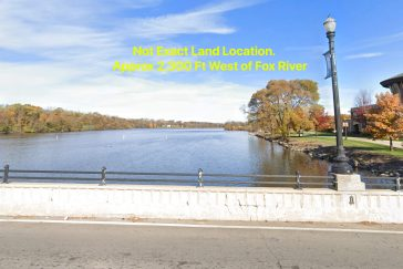 Near Fox River! Cheap Land Near Fox River- Cheap River Land Fox River