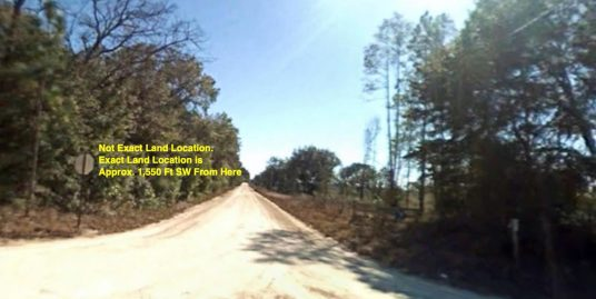 5 Lots in 1 Parcel! Florida Land 5 Lots Total- Own 5 Lots for Land Holding