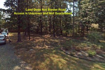 No Access Land- How to Get Access for No Access Land- Access Not Guaranteed