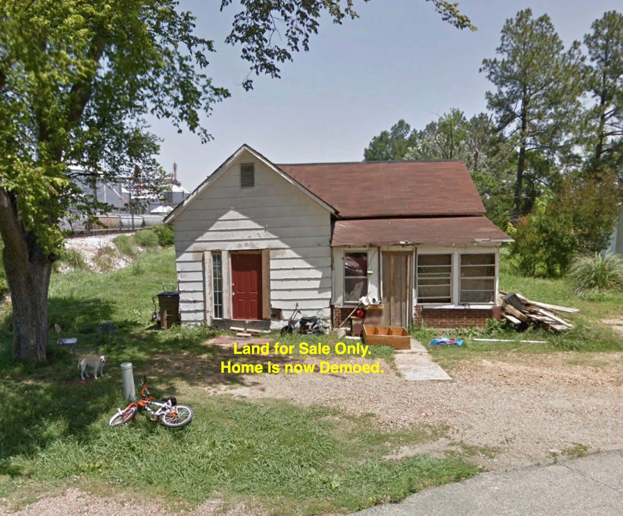 Bare Land Sale- Vacant. Not Used, Bare Land Sale- Empty, Bare, Vacant